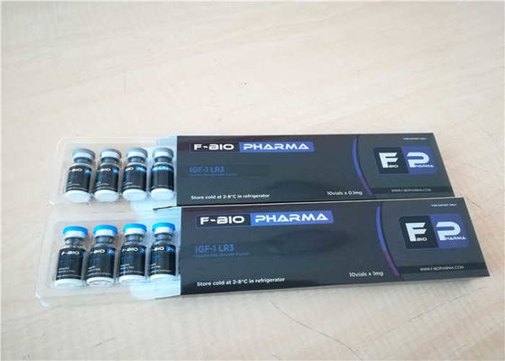 Fat Burning Mucle Building MGF 98% Bio Peptide HGH Male Enhancement Natural Protein Synthetic Injections