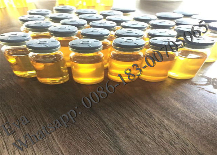 Building Muscle Liquid Testosterone Steroid 101-102°C Melting Point Bottle Packing